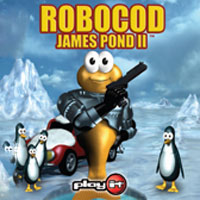 James Pond 2: Codename RoboCod (PS1)