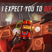 I Expect You To Die (PS4)
