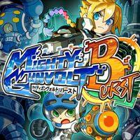 Mighty Gunvolt Burst (3DS)