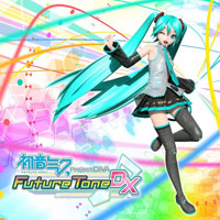 Hatsune Miku: Project Diva Future Tone DX (PS4)