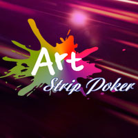 Art Strip Poker