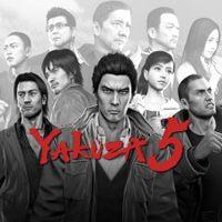 Yakuza 5 (PS3)