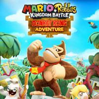 Mario + Rabbids: Kingdom Battle - Donkey Kong Adventure (Switch)