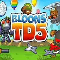 Bloons TD 5 (Switch)