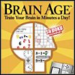 Brain Age: Train Your Brain in Minutes a Day (NDS)