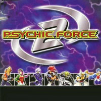 Psychic Force 2 (PS1)