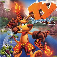 Ty The Tasmanian Tiger (GCN)
