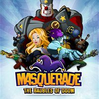 Masquerade: The Baubles of Doom (X360)
