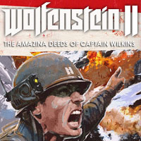 Wolfenstein II: The New Colossus - The Amazing Deeds of Captain Wilkins (PS4)
