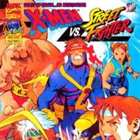 X-Men vs. Street Fighter (PS1)