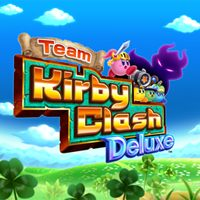Team Kirby Clash Deluxe (3DS)