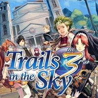 The Legend of Heroes: Trails in the Sky the 3rd (PSP)