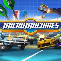 Micro Machines (2016) (iOS)