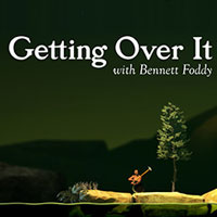 Getting over it with Bennett Foddy (iOS)