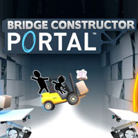 Bridge Constructor Portal (Switch)
