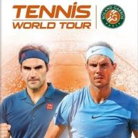 Tennis World Tour: Roland-Garros Edition (Switch)