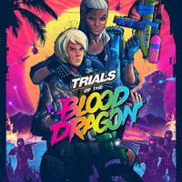 Trials of the Blood Dragon Miniature