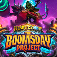 Hearthstone: The Boomsday Project (iOS)