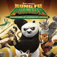 Kung Fu Panda: Showdown of Legendary Legends (WiiU)