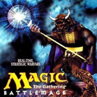 Magic: The Gathering - Battlemage (PS1)