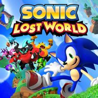 Sonic Lost World (WiiU)
