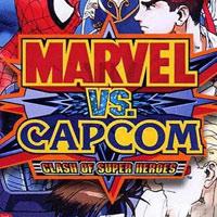 Marvel vs. Capcom: Clash of Super Heroes (PS1)