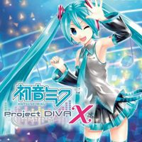 Hatsune Miku: Project DIVA X (PS4)