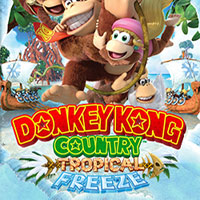 Donkey Kong Country: Tropical Freeze (WiiU)
