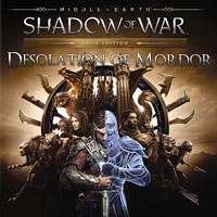 Middle-earth: Shadow of War - Desolation of Mordor (PS4)
