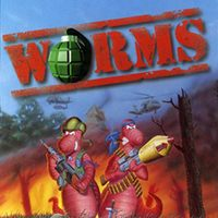 Worms (1995) (PS1)