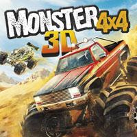 Monster 4x4 3D (3DS)