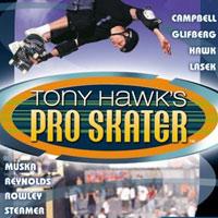 Tony Hawk's Skateboarding (PS1)