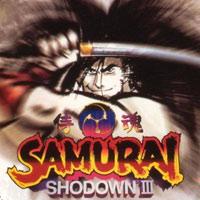 Samurai Shodown III (PS1)