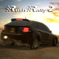 Rush Rally 2 (iOS)
