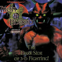 Iron & Blood: Warriors of Ravenloft (PS1)