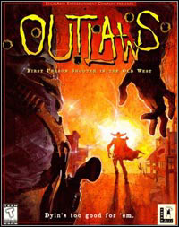 Game Box for Outlaws (PC)