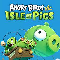 Game Box for Angry Birds VR: Isle of Pigs (PC)