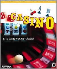 Okładka Activision Casino (PC)