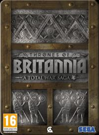Total War Saga: Thrones of Britannia cover