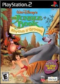 Okładka The Jungle Book: Rhythm n' Groove (PS2)