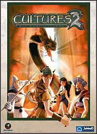 Okładka Cultures 2: The Gates of Asgard (PC)