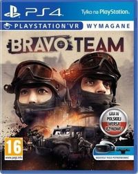 Game Box for Bravo Team (PS4)