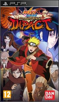 Okładka Naruto Shippuden: Ultimate Ninja Impact (PSP)