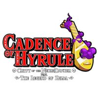 Cadence of Hyrule: Crypt of the NecroDancer Featuring The Legend of Zelda cover
