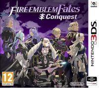 Okładka Fire Emblem Fates: Conquest (3DS)