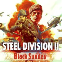 Game Box for Steel Division 2: Black Sunday (PC)