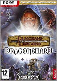 Okładka Dragonshard (PC)