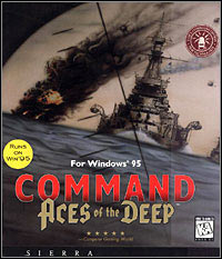 Okładka Command: Aces of the Deep (PC)