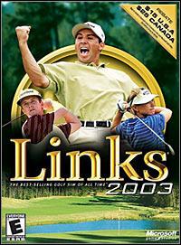 Okładka Links 2003 (PC)