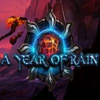 Game Box for A Year of Rain (PC)